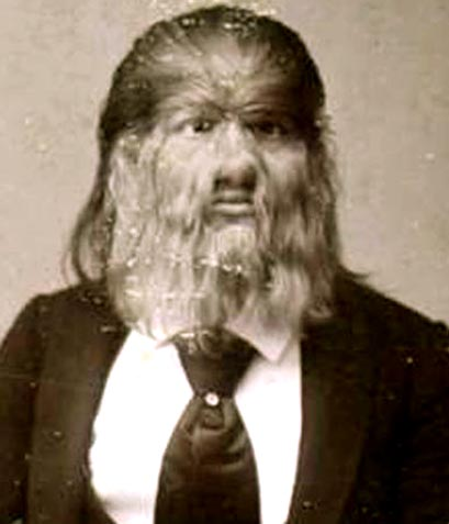 when I typed creepy dude into google images, this is what came up. creepy?