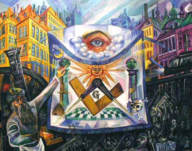 masonic paintings